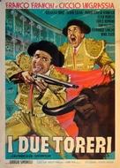 I due toreri - Italian Movie Poster (xs thumbnail)
