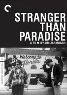 Stranger Than Paradise - DVD cover (xs thumbnail)