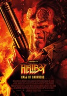 Hellboy - Swiss Movie Poster (xs thumbnail)