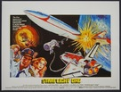 Starflight: The Plane That Couldn't Land - British Movie Poster (xs thumbnail)