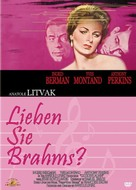 Goodbye Again - German DVD movie cover (xs thumbnail)