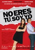 No eres tu, soy yo - Mexican Movie Poster (xs thumbnail)