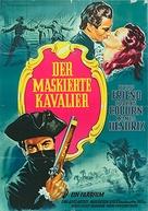 The Highwayman - German Movie Poster (xs thumbnail)