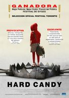 Hard Candy - Uruguayan Movie Poster (xs thumbnail)
