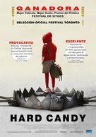 Hard Candy - Uruguayan Movie Poster (xs thumbnail)