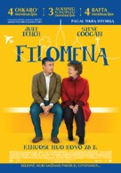 Philomena - Lithuanian Movie Poster (xs thumbnail)