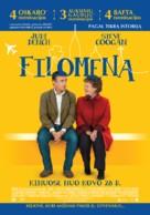 Philomena - Lithuanian Movie Poster (xs thumbnail)