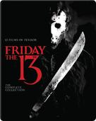 Friday the 13th - Blu-Ray movie cover (xs thumbnail)