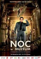 Night at the Museum - Polish Movie Poster (xs thumbnail)