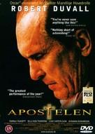 The Apostle - Danish Movie Cover (xs thumbnail)