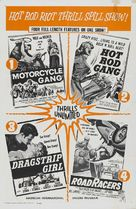Hot Rod Gang - Combo poster (xs thumbnail)
