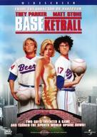 BASEketball - DVD movie cover (xs thumbnail)