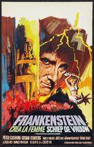 Frankenstein Created Woman - Belgian Movie Poster (xs thumbnail)