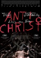 Antichrist - German Movie Poster (xs thumbnail)