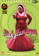 Pink Flamingos - French DVD cover (xs thumbnail)