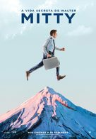 The Secret Life of Walter Mitty - Portuguese Movie Poster (xs thumbnail)