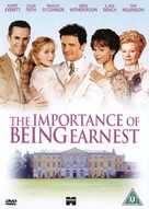 The Importance of Being Earnest - British Movie Cover (xs thumbnail)