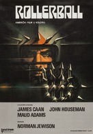 Rollerball - Croatian Movie Cover (xs thumbnail)