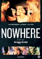Nowhere - Belgian DVD cover (xs thumbnail)