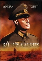 The Young Lions - French DVD cover (xs thumbnail)