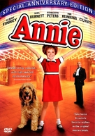 Annie - DVD movie cover (xs thumbnail)