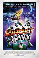 Ratchet and Clank - Vietnamese Movie Poster (xs thumbnail)