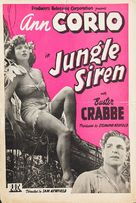 Jungle Siren - poster (xs thumbnail)