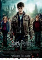 Harry Potter and the Deathly Hallows: Part II - Romanian Movie Poster (xs thumbnail)
