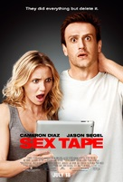 Sex Tape - Theatrical movie poster (xs thumbnail)