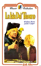 Treasure Island - Argentinian Movie Cover (xs thumbnail)