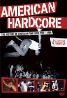 American Hardcore - Movie Cover (xs thumbnail)