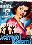 Achtung! Banditi! - Belgian Movie Poster (xs thumbnail)