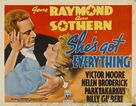 She's Got Everything - Movie Poster (xs thumbnail)