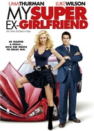 My Super Ex Girlfriend - DVD cover (xs thumbnail)
