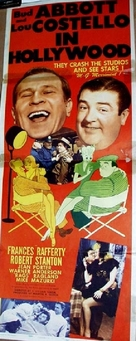 Abbott and Costello in Hollywood - Movie Poster (xs thumbnail)