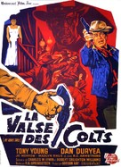 He Rides Tall - French Movie Poster (xs thumbnail)