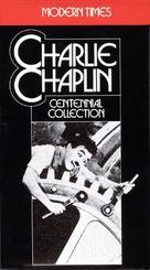 Modern Times - VHS movie cover (xs thumbnail)