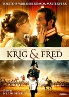 """War and Peace"" - Swedish DVD cover (xs thumbnail)"
