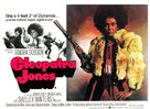 Cleopatra Jones - British Movie Poster (xs thumbnail)
