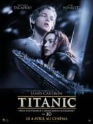 Titanic - French Movie Poster (xs thumbnail)