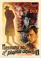 The Whistler - Italian Movie Poster (xs thumbnail)
