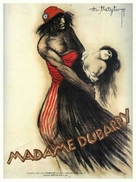 Madame DuBarry - German Movie Poster (xs thumbnail)
