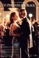 Meet Joe Black - Italian VHS cover (xs thumbnail)