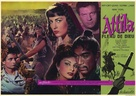 Attila - French Movie Poster (xs thumbnail)