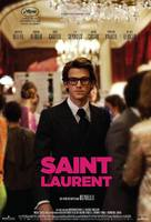 Saint Laurent - Brazilian Movie Poster (xs thumbnail)