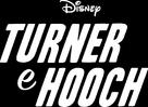 """Turner & Hooch"" - Brazilian Logo (xs thumbnail)"