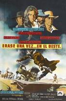 C'era una volta il West - Argentinian Movie Poster (xs thumbnail)