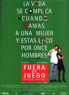 Fever Pitch - Spanish Movie Poster (xs thumbnail)