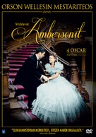The Magnificent Ambersons - Finnish DVD movie cover (xs thumbnail)