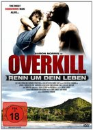 Overkill - German Movie Cover (xs thumbnail)